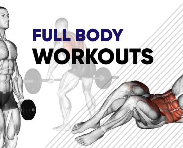 Full body workout for men
