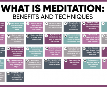 Meditation Benefits and Techniques