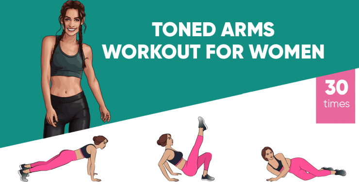Toned Arms Workout for Women