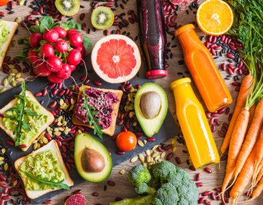 The Basics of a Vegetarian Diet
