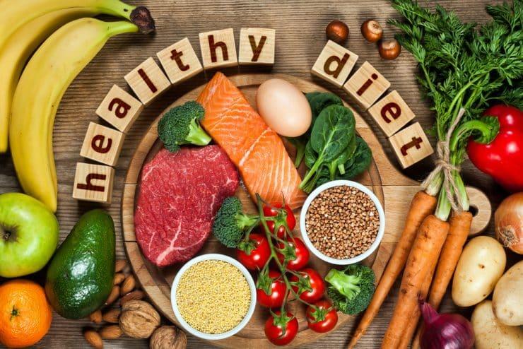 The Fundamentals of a Balanced Diet