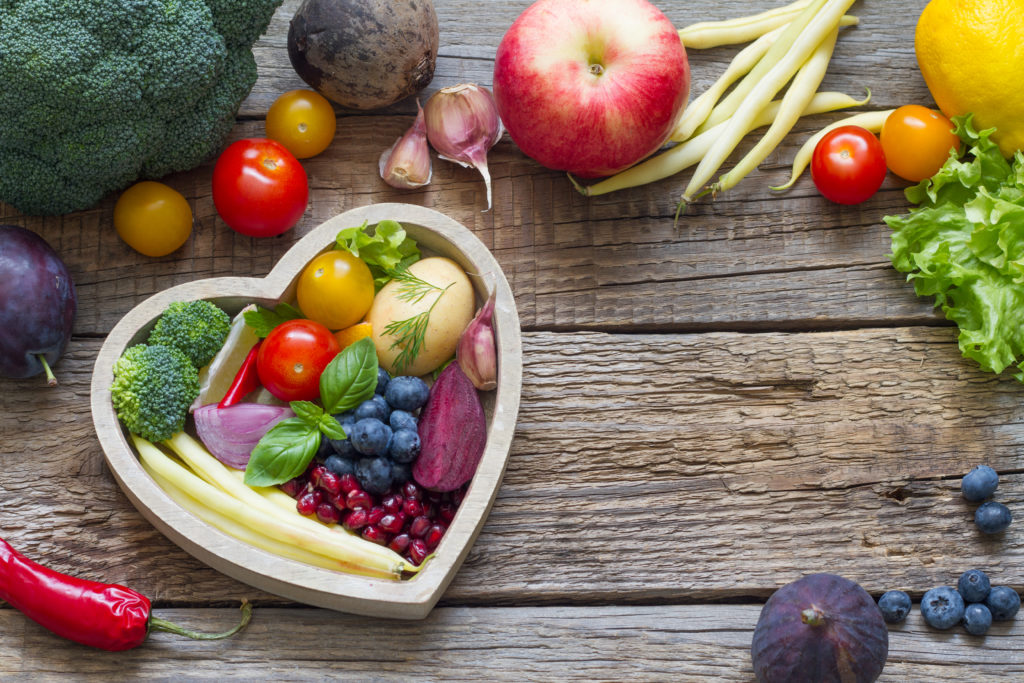 Benefits and downsides of the vegetarian diet