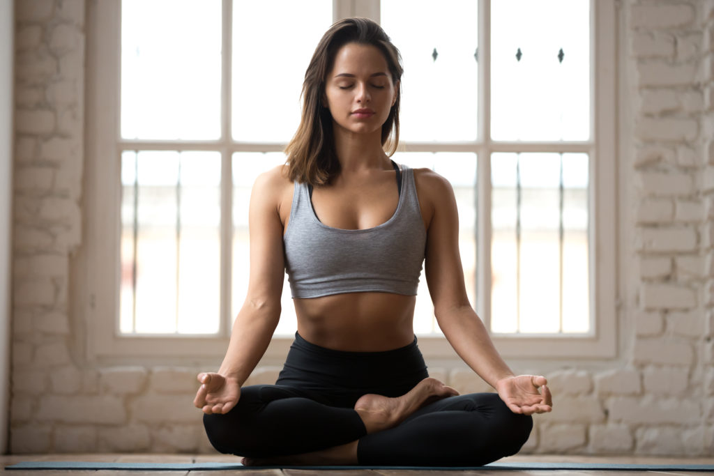 meditation and stress relief