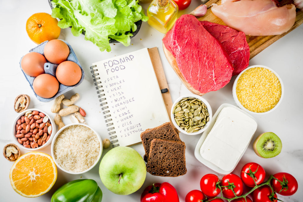 What can you eat on the Vertical Diet?
