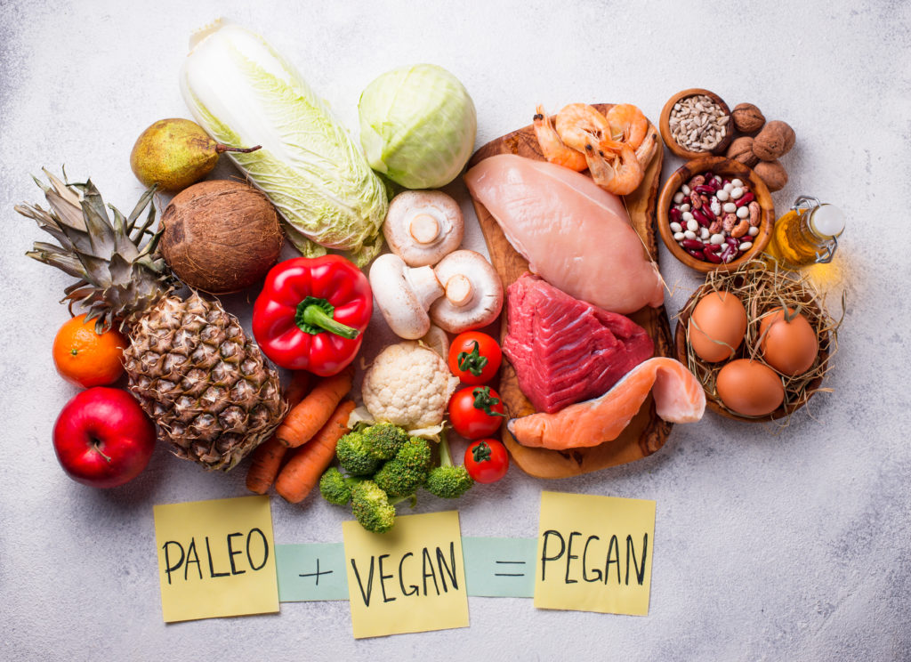 What does the Pegan diet mean?