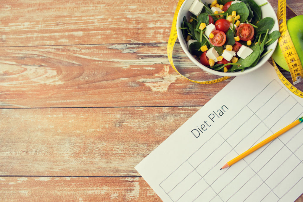 What can you eat on a vegetarian diet?