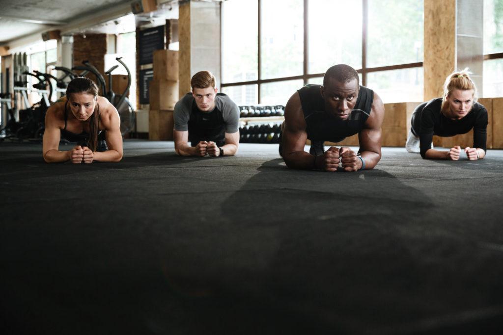 Who needs core workout?