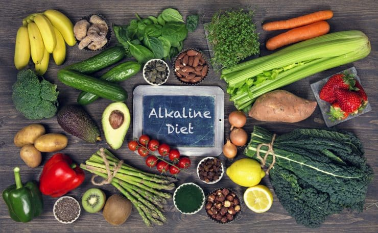 A 7-day alkaline diet plan to rebalance PH levels and fight inflammation