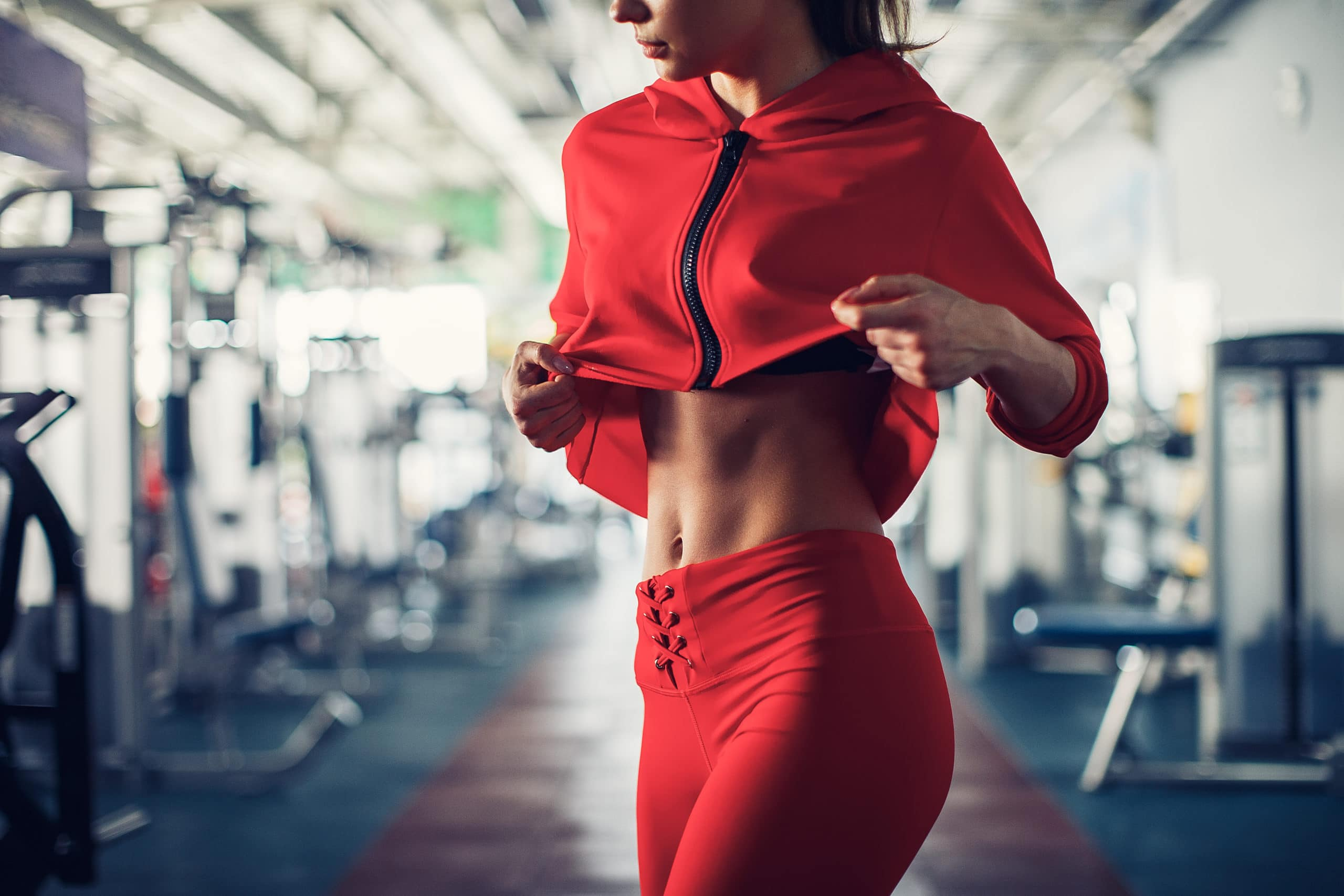 How to keep your belly flat?