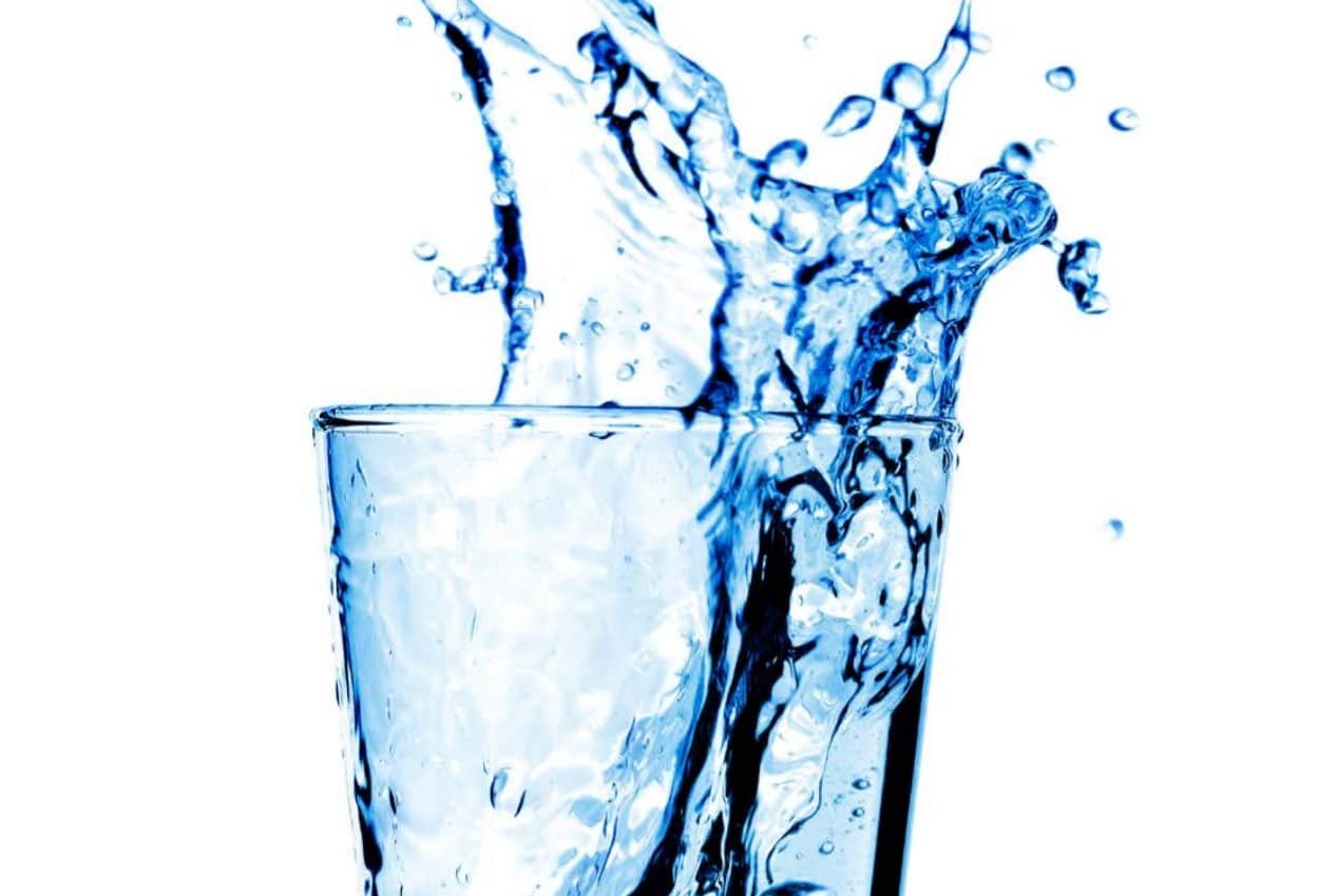 water intake when on a diet