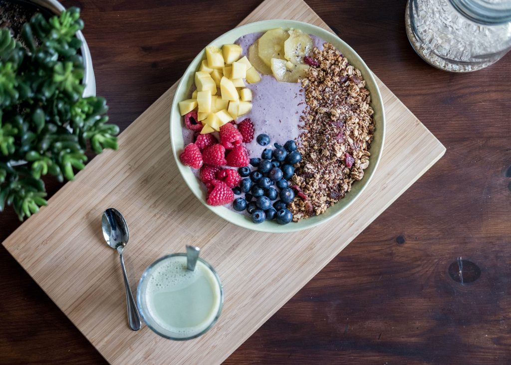 Smart eating habits are what you need