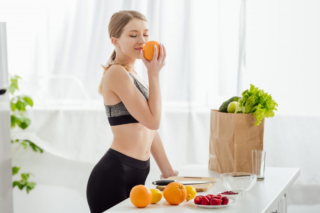 Nutrition tips to flatten your belly