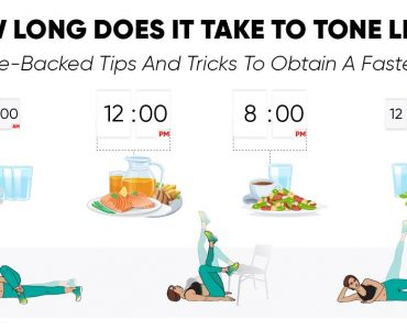 How to tone legs