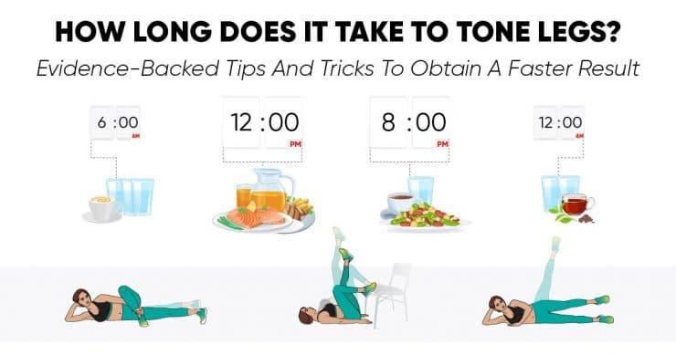 How to tone legs