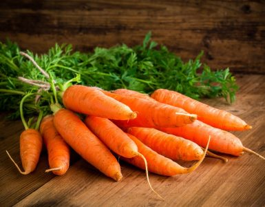 Are Carrots Keto