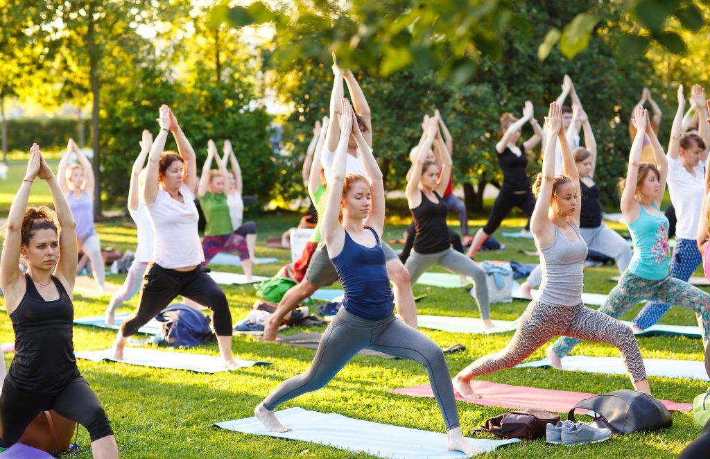 what is yoga fusion fitness