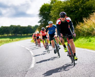 does cycling burn belly fat