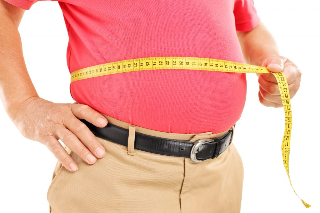 how to get a bigger waist male