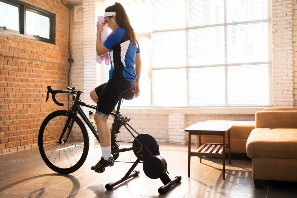 Does indoor cycling burn belly fat?