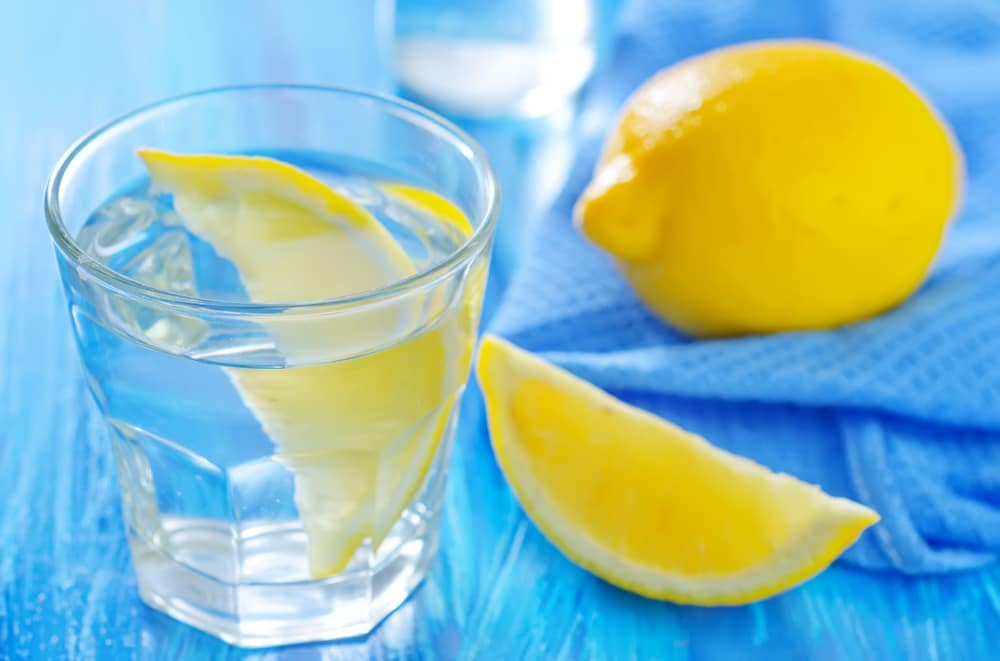 14-day lemon water challenge