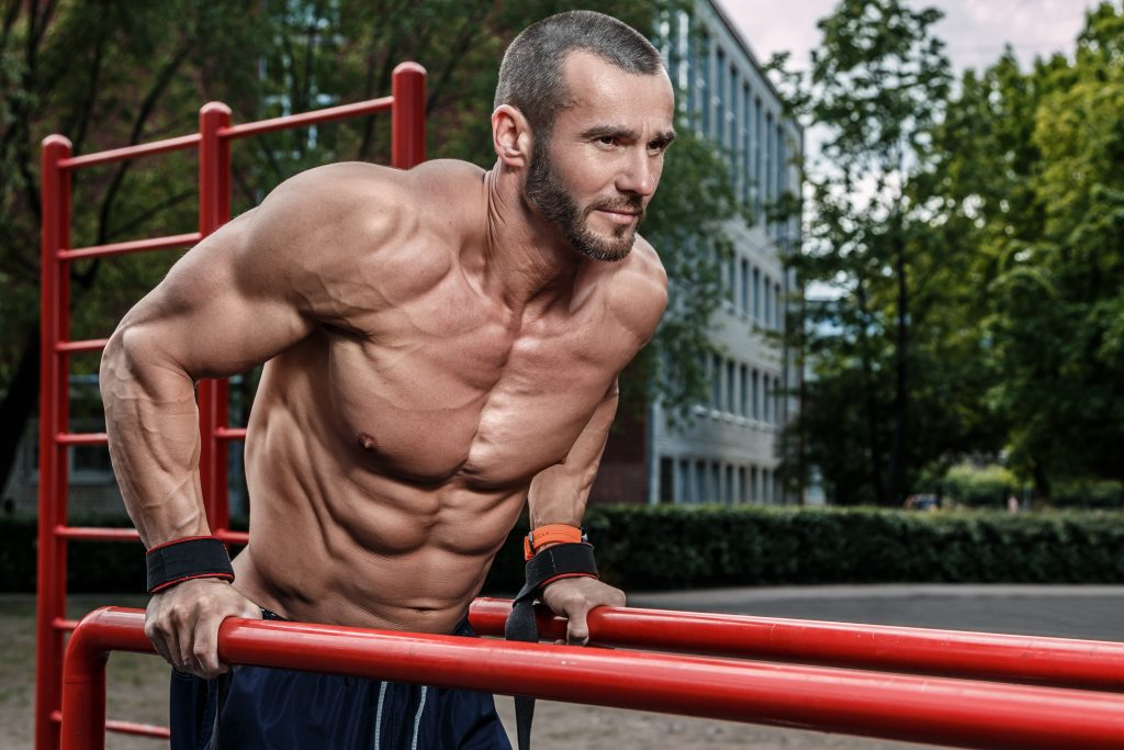 alternative to chest dips at home