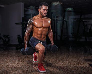 good leg workouts at gym high intensity
