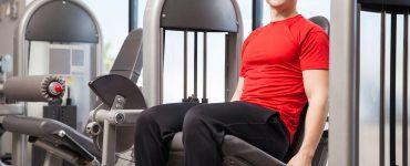 leg and shoulder workout