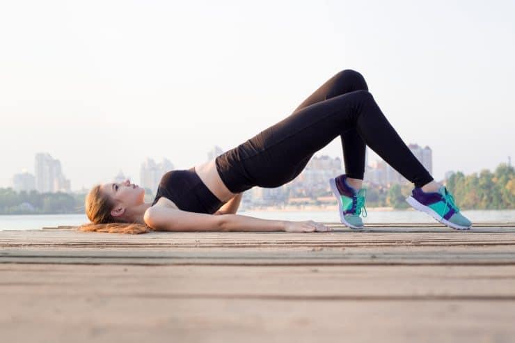 Skinny waist big butt workout