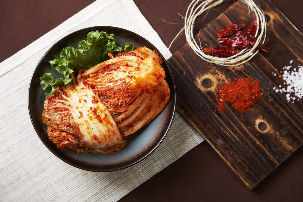 can you eat kimchi on a keto diet