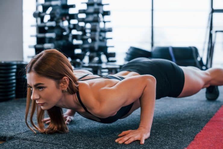 14 Day Plank Challenge