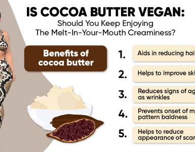 Is cocoa butter vegan?