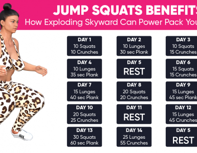 Jump Squats Benefits