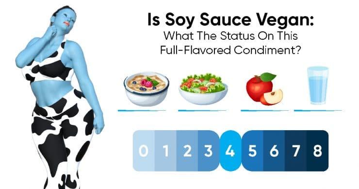 is soy sauce vegan