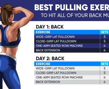 best pulling exercises