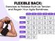 flexible back