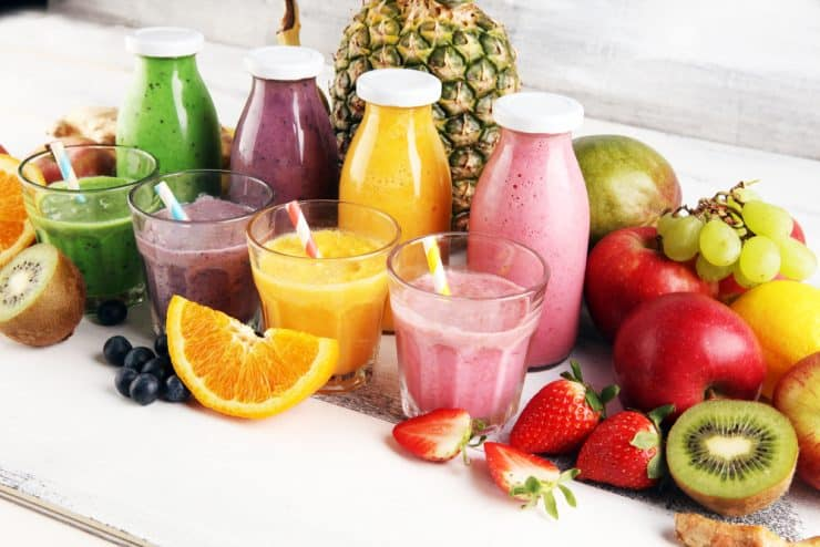 30 Day Juice Fast Weight Loss