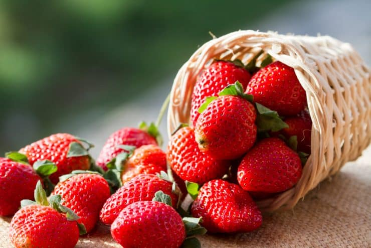 Strawberries On Keto Diet
