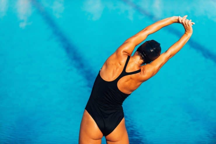 Stretching for Swimmers