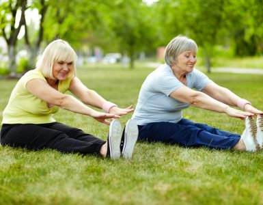 The Impact Of Age On Flexibility
