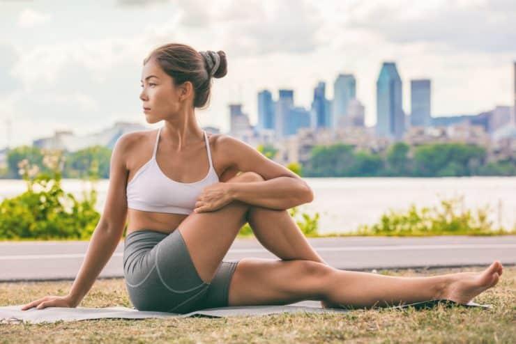 Yoga vs Stretching