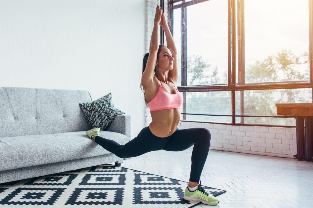 v shaped buttocks exercises