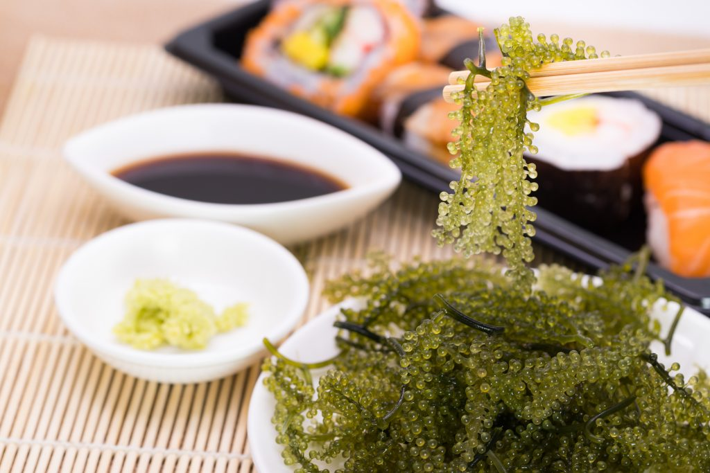 what are common foods on the okinawa diet