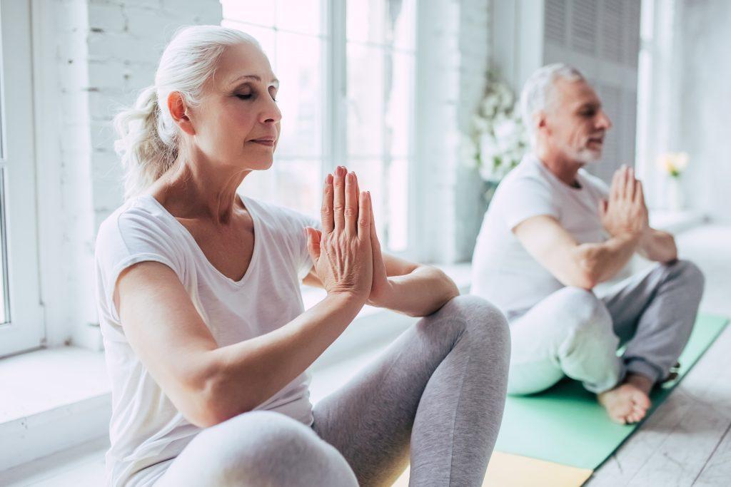 what is hatha yoga vs. stretching