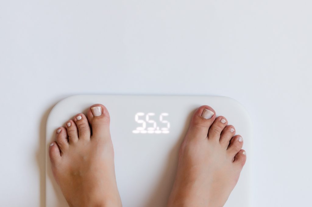 do your feet get smaller when you lose weight