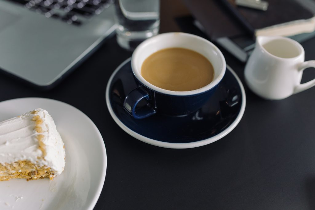 can i have cream and stevia in coffee intermittent fasting