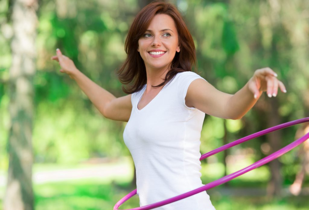 what kind of hula hoop is best for weight loss
