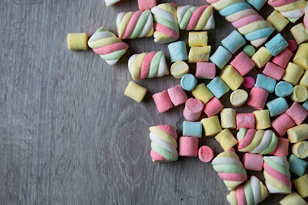 marshmallows are not vegan