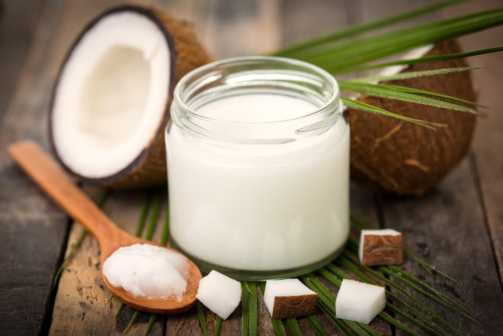 does coconut oil and milk in coffee break a fast