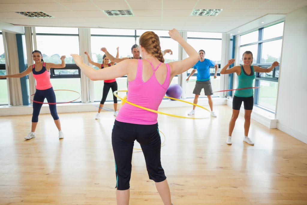 hula hoop weight loss results