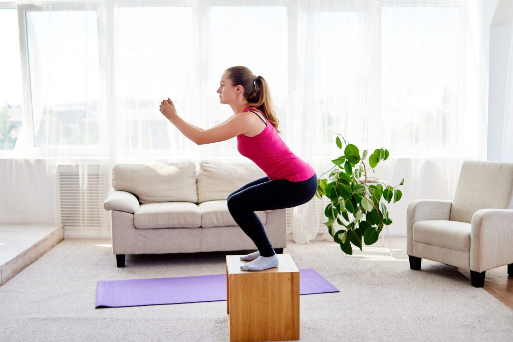 bench jump squats benefits